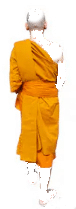 Siddharta verläßt sein altes Leben